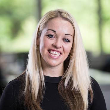 Christina Robinson, Wellbeing Manager