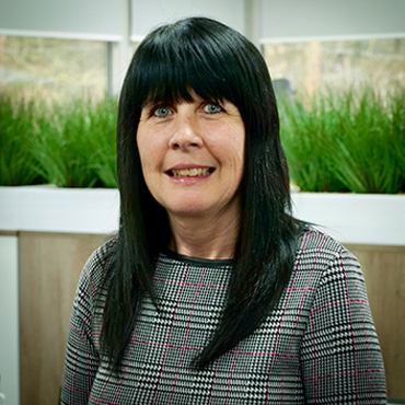Kathy Duffy, Accounts Manager