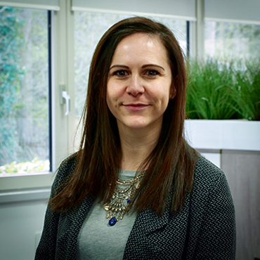 Laura Canzio, Product Development Manager
